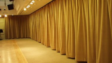 Decorative Soundproof Curtains