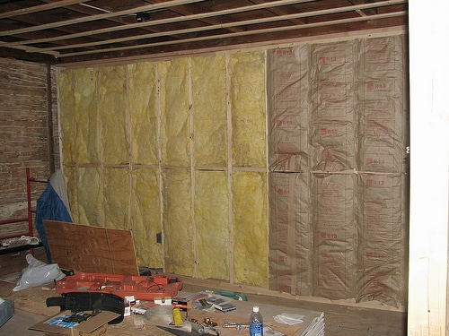 Soundproofing Insulation In Walls