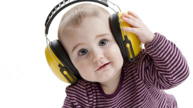 Baby Headphones, Noise Cancelling Heapdhones for Kids
