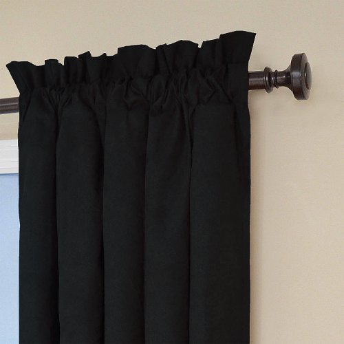 Curtains Ideas best noise reducing curtains : Best Blackout Curtains for Home Theaters » Soundproofing Tips