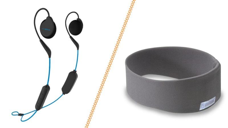 Bedphones vs Sleepphones Wireless