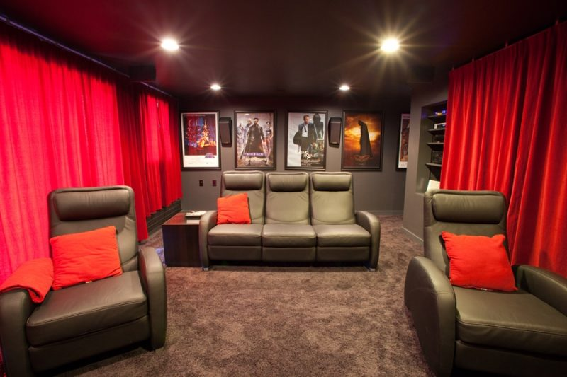 Best Blackout Curtains for Home Theaters • Soundproofing Tips