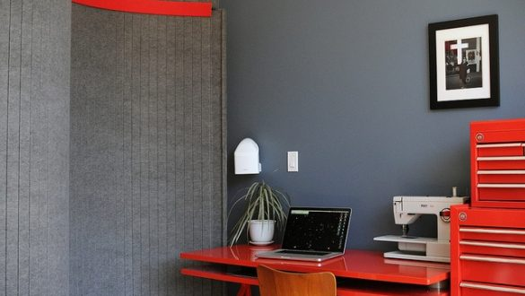 workplace acoustic panels