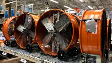 Quiet Shop Fans for Workshops and Garages