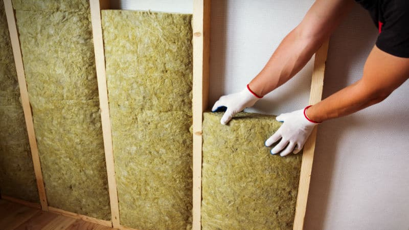 Rockwool vs Fiberglass Sound Insulation