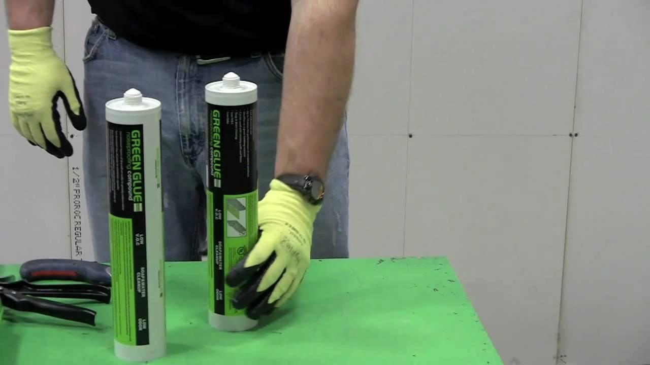 Best Green Glue Alternatives