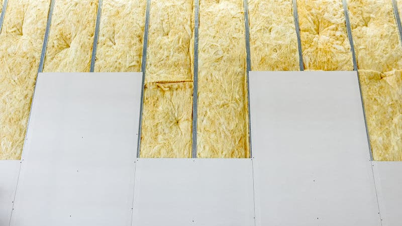 Soundproofing Existing Wall with Drywall and Insulation