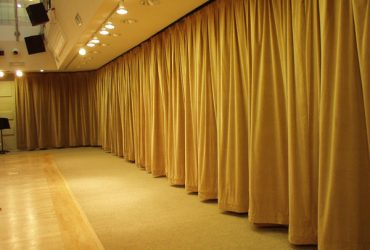 soundproof curtains for better acoustics
